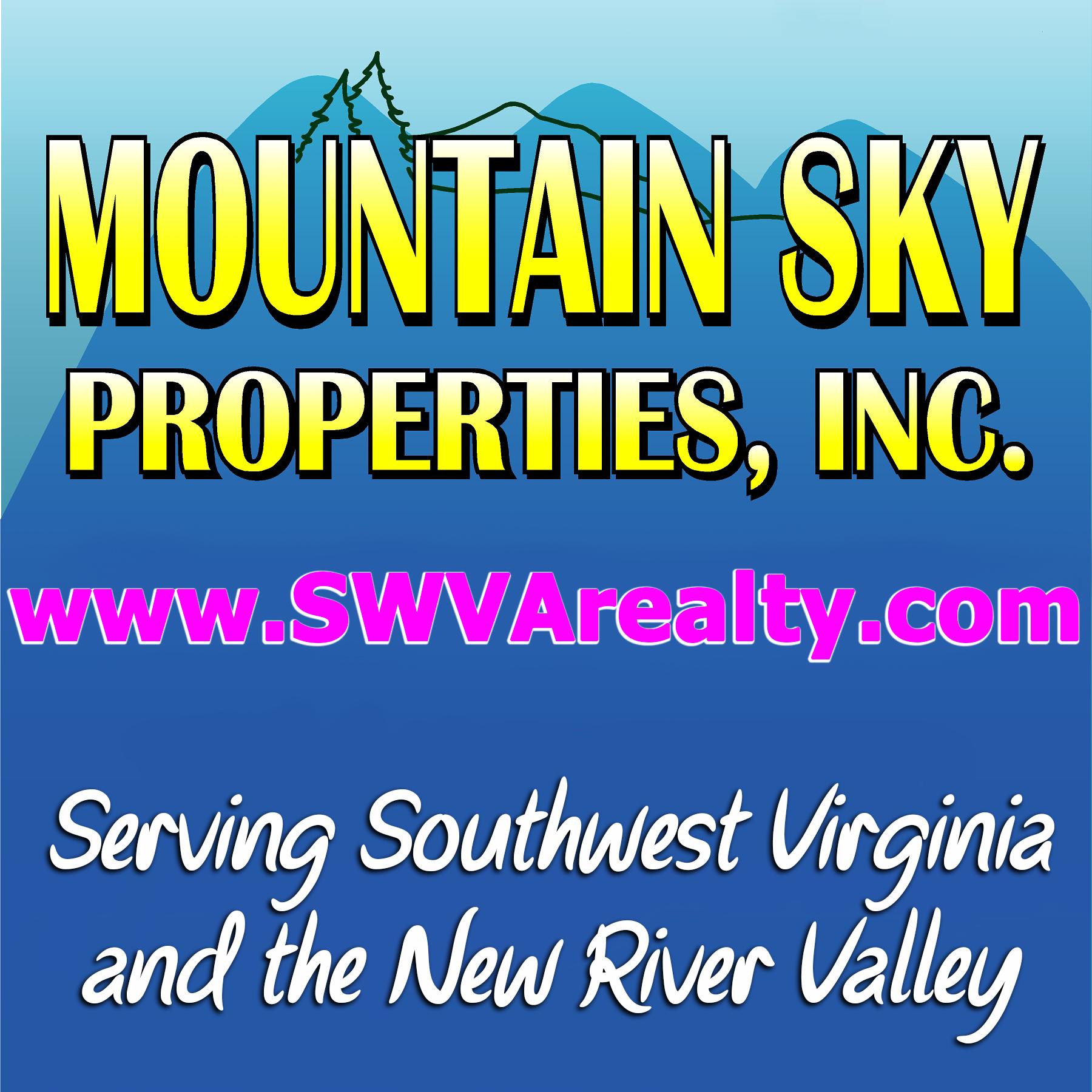 Mountain Sky Properties